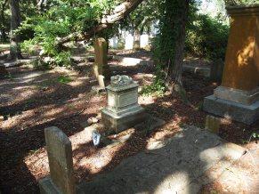 Old Burying Ground, NC vista 5