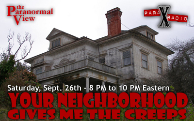 Adam Selzer Joins The Paranormal View!