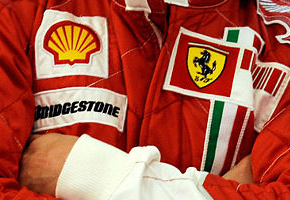 Ferrari Kimi