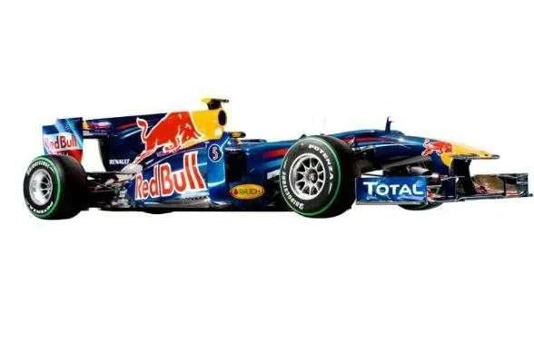 Red Bull RB6 2
