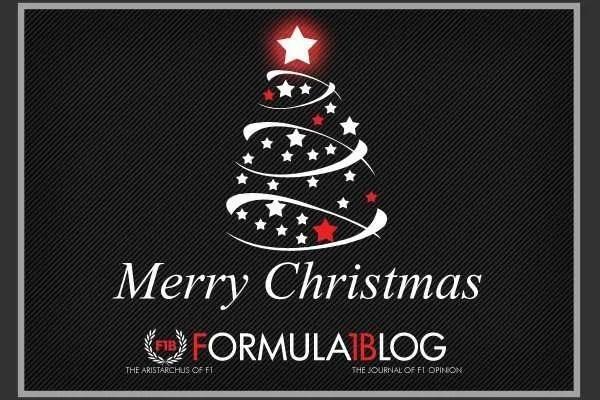 F1B Merry Christmas
