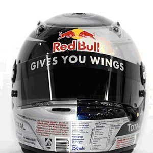 Vettel Helmet