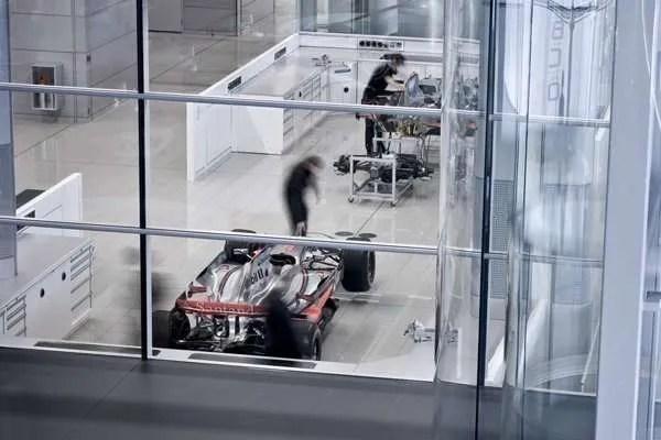 McLaren Technical Center