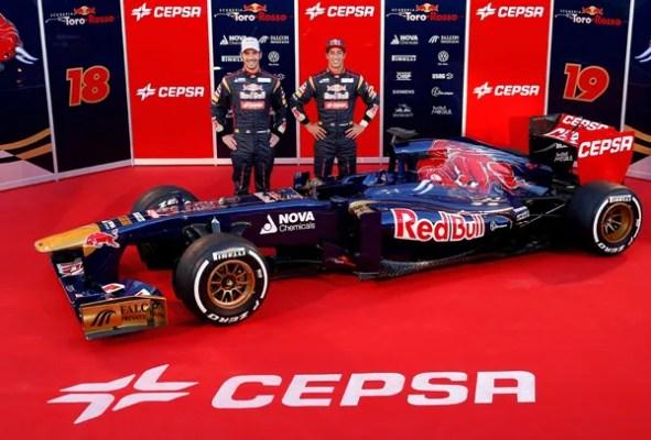 Toro Rosso STR8 2013 4 C600