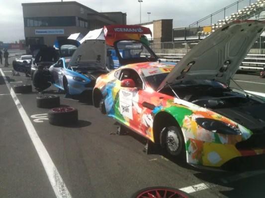 Aston Vantages lifts c600