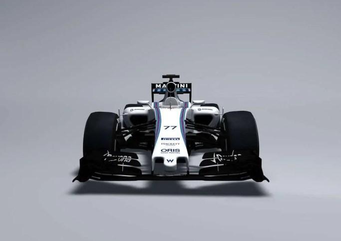 January 2015 The Williams FW37 Photo: Williams F1 ref: Digital Image FW37_3