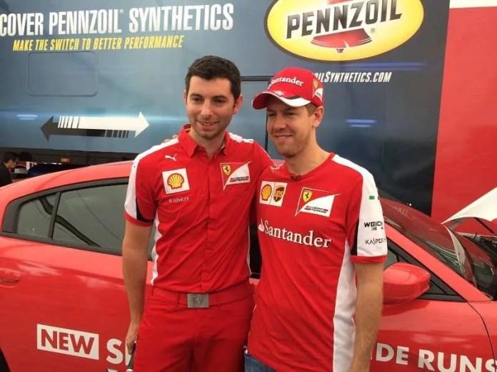 Vettel Lovett Shell