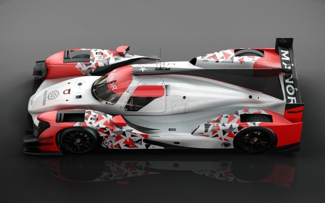 Credit- ManorWEC Manor's 2016 Oreca 05 entrant.
