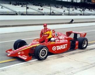Juan Pablo Montoya, #9, Target, G Force, Oldsmobile -- Photo courtesy of IMS Photo