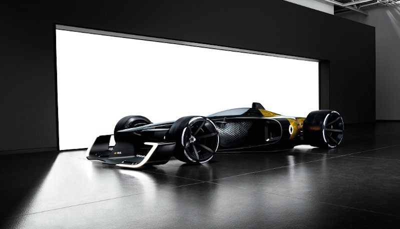 Renault's vision of the future of F1 in 2027 - The Parc Fermé