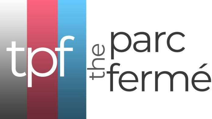 The Parc Fermé Logo