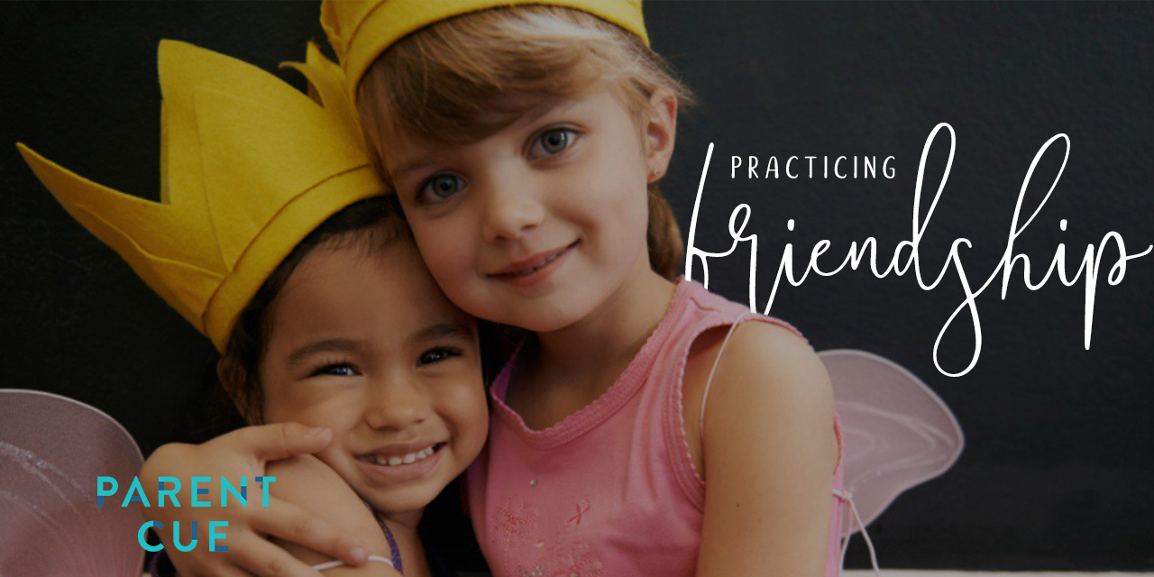 practicing friendship