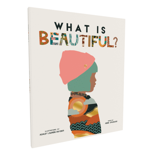 What Is Beautiful? Book Parent Cue