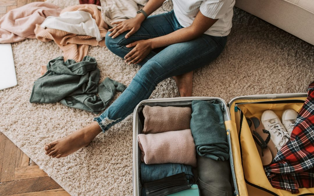 No Room for Shame in the Suitcase