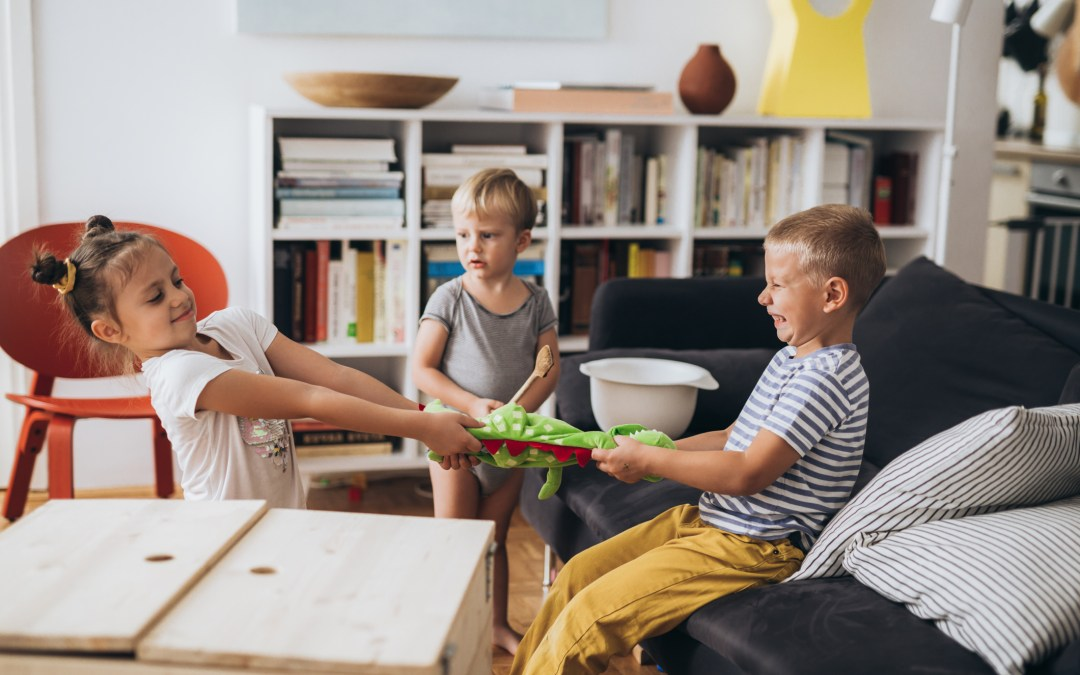 5 Ways to Work Through Sibling Rivalry