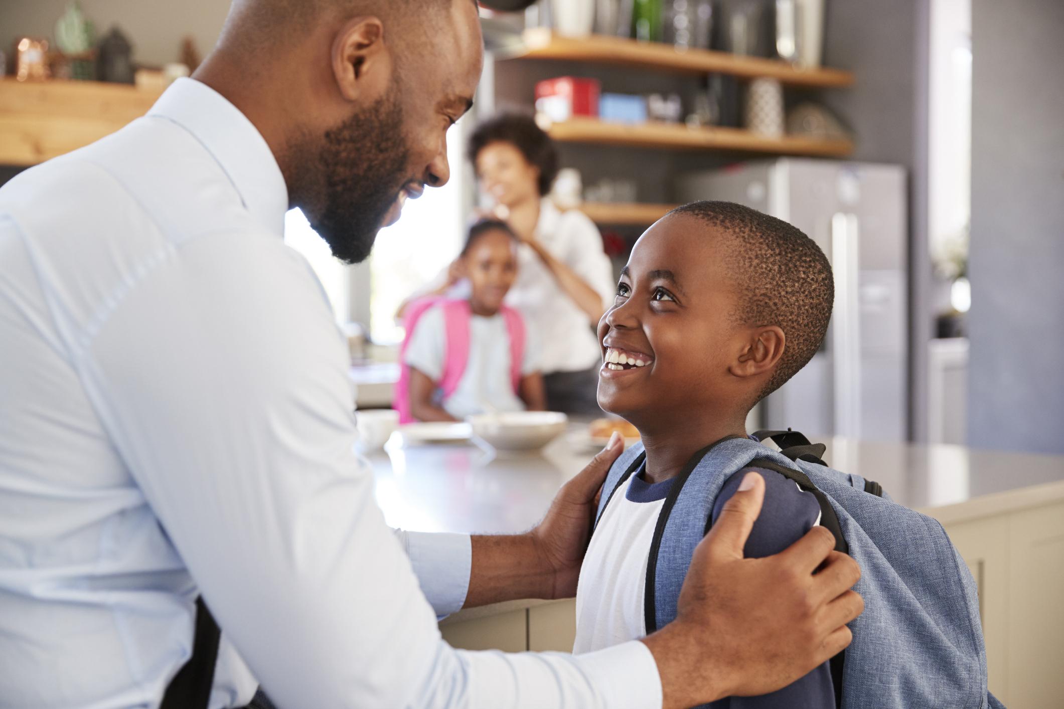 The Morning Rhythm Checklist | Parent Cue Blog