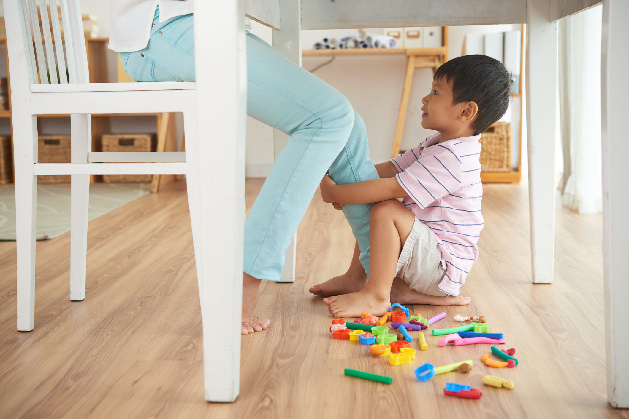 How to Balance Being Productive vs. Being Present   Parent Cue Blog