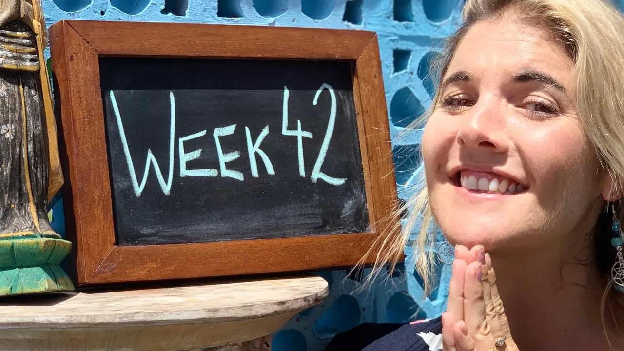 42 weeks pregnant
