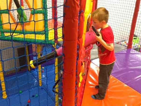 Take Off At Planet Play #Crediton #Southwest #LocallySourced