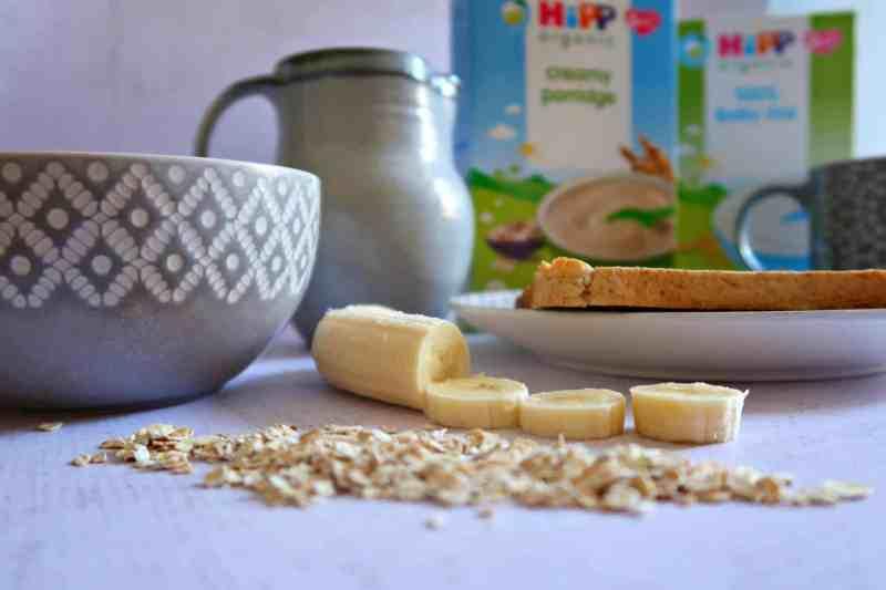 HiPP breakfast cerals with bananas