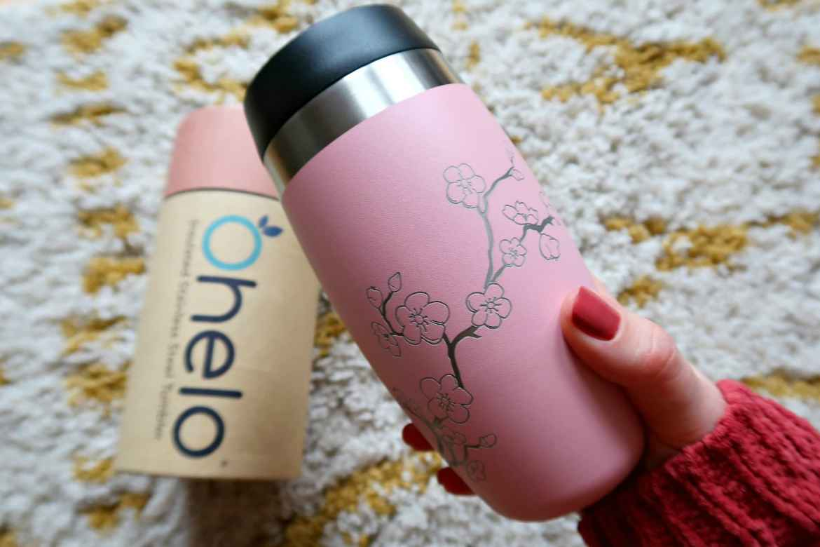 Ohelo sustainable tumbler