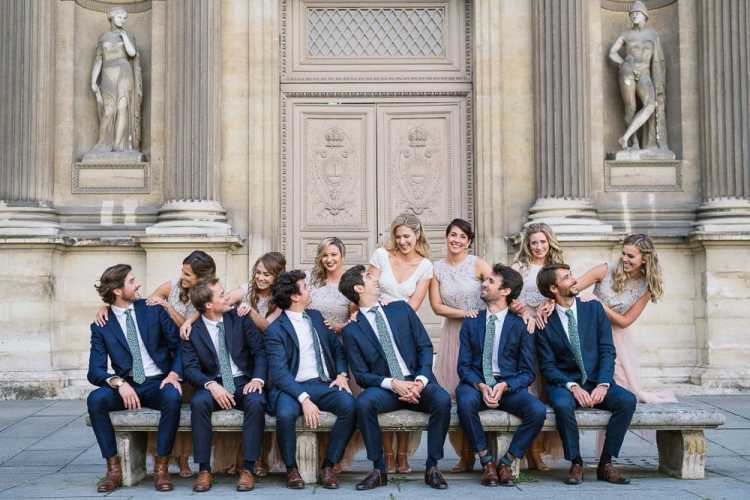 Who to invite to your elopement in Paris