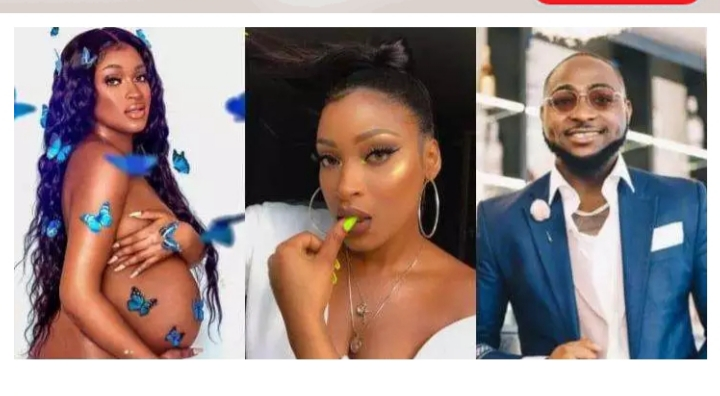 Chioma Lull as Davido Allegedly Welcomes Baby Boy with  Makeup Artiste