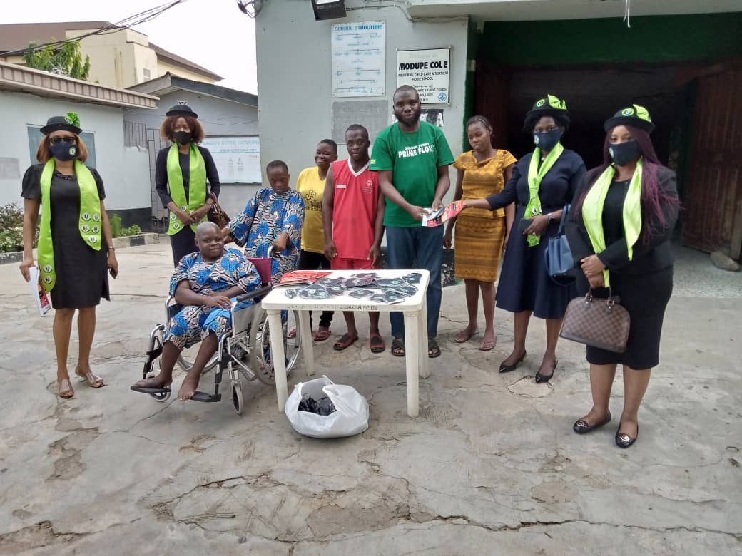 SWIT Extends Gesture to Vulnerable in Lagos