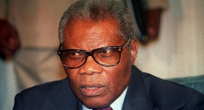 Former President Dies at 88