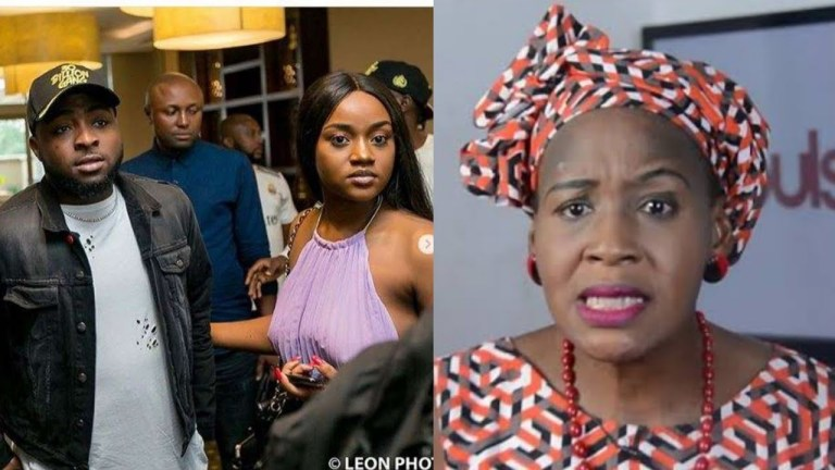 Olunloyo Threatens to Leak Sex Video of Chioma and her 'Cousin'