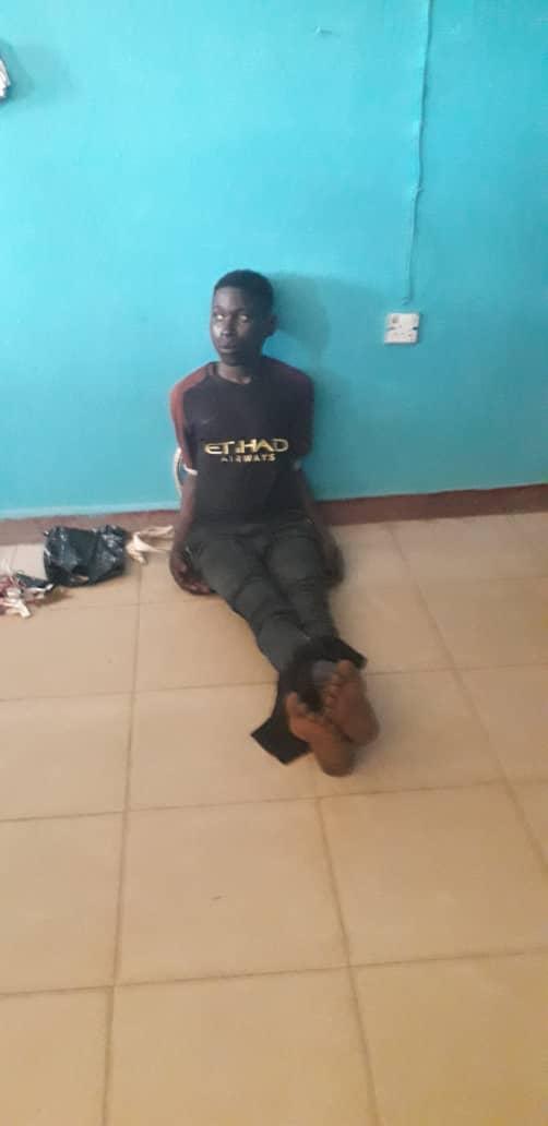 Ibadan Serial Killer Escaped through Borehole Pole