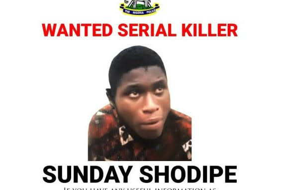 Ibadan Serial Killer- Police Deploys more Hands as Search Continues