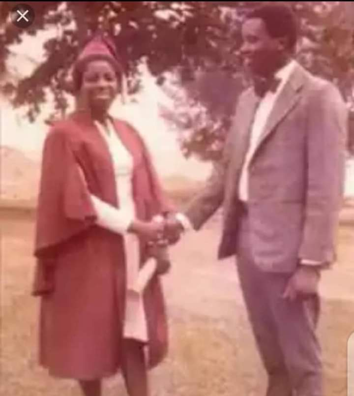 Pst. Adeboye Shares Funny Throwback Pictures of  Self and Wife as Marriage Clocks 53