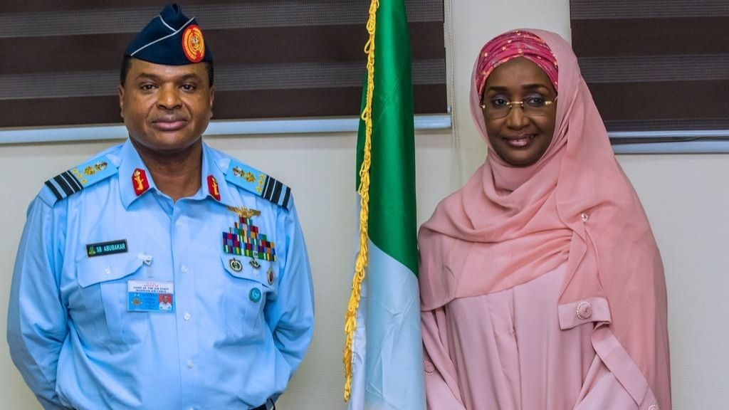 Chief Of Air Staff Marries Humanitarian Affairs Minister
