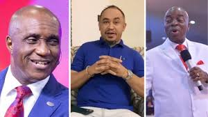 Daddy Freeze: Star Actress Takes Turn on Pastor Ibiyeomie