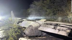 Military Plane Conveying Airforce Cadets Crashes, Kills 22