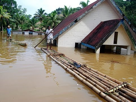 60,000 Persons Displaced by Flood in Niger