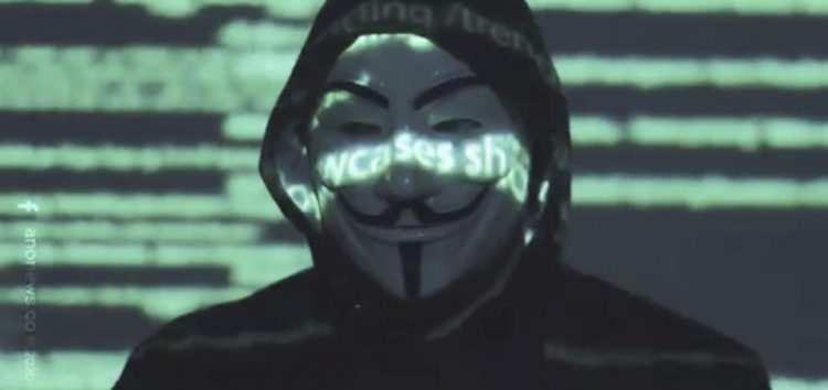 EndSARS: Anonymous Warns Nigerians against Posting Account Details in Public