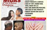 Good Hair Luxury Mall Opens In Yaba On Dec.7