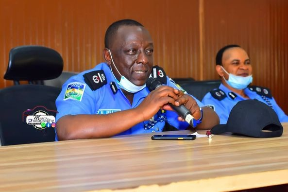 Meet the  Newly Appointed Acting Inspector General of Police