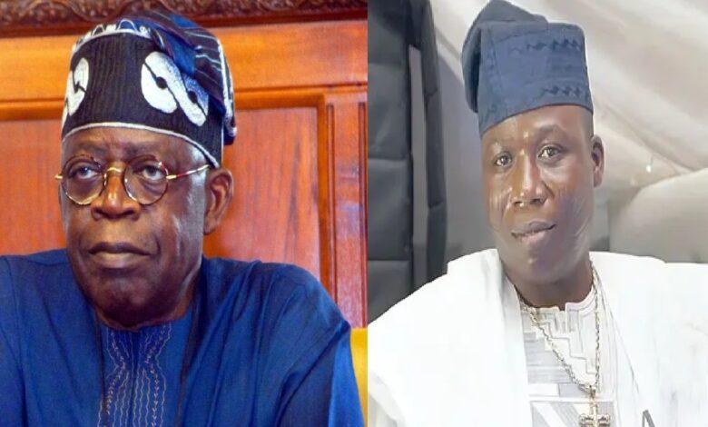Tinubu Blows hot on Sunday Igboho