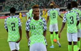 Nigeria Qualifies for AFCON 2021