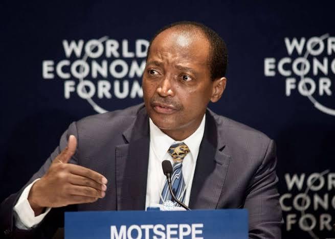 South Africa Billionaire, Motsepe Emerges CAF President