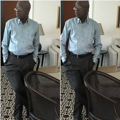 APC Chieftain Bola Tinubu Shares Experience as a DJ