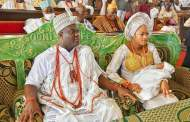 Ooni of Ife's Wife Showers Encomium on Prophet Iginla