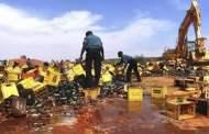 Hisbah arrests Six, confiscates 453 bottles of beer