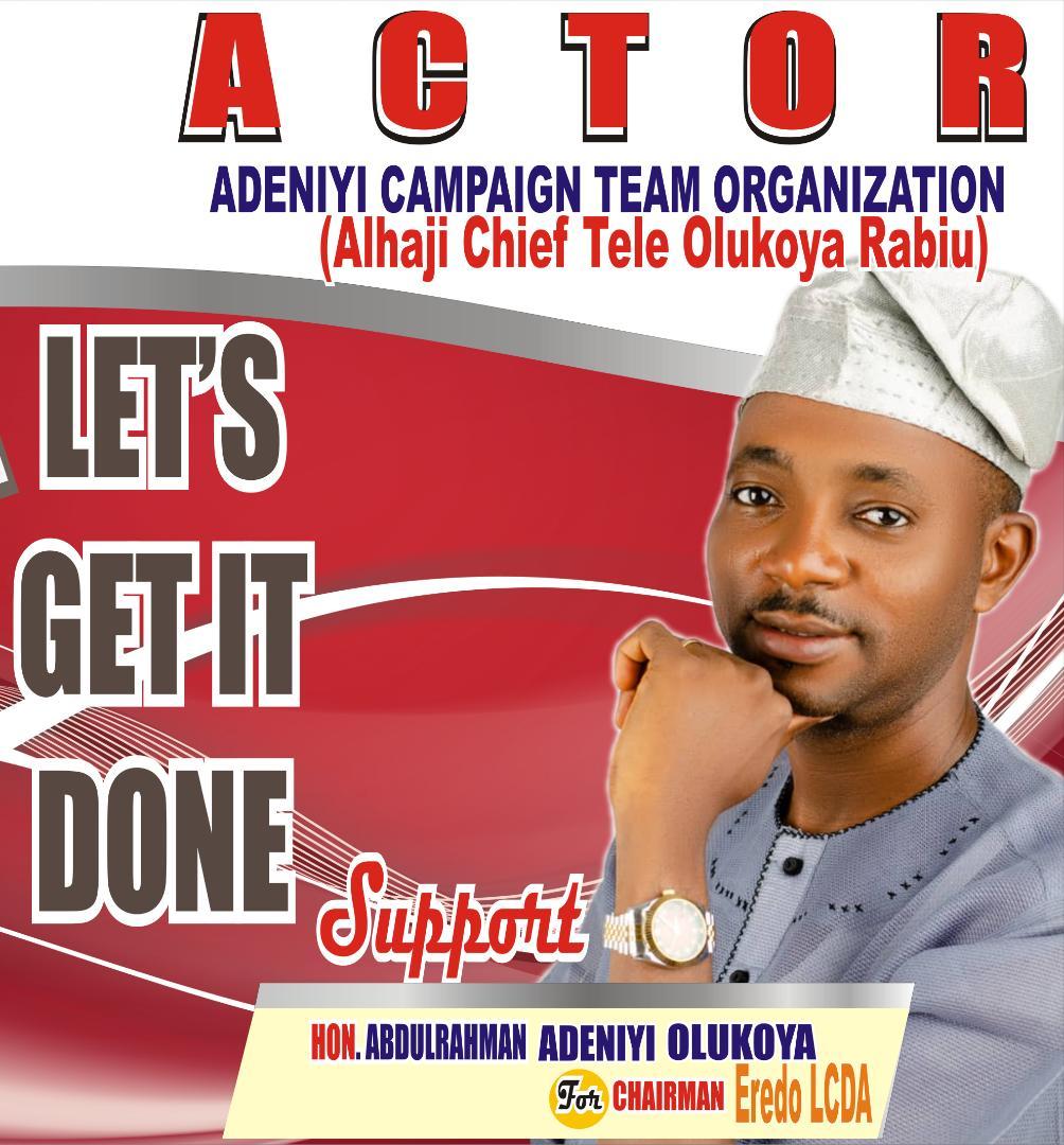 Children Health Care Scheme my Priority - APC Chairmanship Aspirant