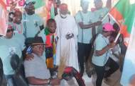 History made as Disabled Man Wins Election in Lagos