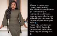 VP Osibanjo Daughter, Kiki Comes under Attack for Boasting of her Wealth