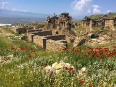 Hierapolis, a World Heritage site.